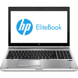 "HP EliteBook 8570p C6Z55UT 15.6"" LED Notebook - Intel - Core i7 i7-3520M 2.9GHz - Platinum C6Z55UT#ABA"
