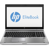 "HP EliteBook 8570p C6Z58UT 15.6"" LED Notebook - Intel - Core i5 i5-3320M 2.6GHz - Platinum C6Z58UT#ABA"