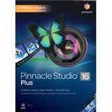 Pinnacle Studio v.16.0 Plus - Complete Product - 1 User 9900-65289-00