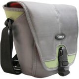 Dolica CS-008GR Carrying Case (Holster) for Camera - Gray, Green - CS008GR