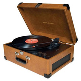 Crosley Keepsake USB Turntable CR6249A-TA