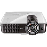BenQ MW821ST 3D Ready DLP Projector - 720p - HDTV - 16:10 - MW821ST