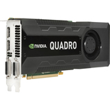 HP Quadro K5000 Graphic Card - 4 GB GDDR5 SDRAM - PCI Express 2.0 x16 - Full-height C2J95AT