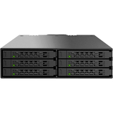 Icy Dock MB996SP-6SB DAS Array - 6 x HDD Supported - 6 x SSD Supported MB996SP-6SB