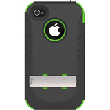 Trident Carrying Case (Holster) for iPhone - Green - AMSIPH4STG