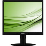 "Philips Brilliance 19B4LPCB 19"" LED LCD Monitor - 5:4 - 5 ms 19B4LPCB/27"