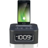 iHome iC50 Clock Radio - Stereo IC50B
