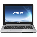 "Asus S46CA-DH31-CA 14.1"" LED Ultrabook - Intel Core i3 i3-3217U 1.80 GHz - Black S46CA-DH31-CA"