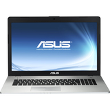 "Asus N76VZ-DH71-CA 17.3"" LED Notebook - Intel Core i7 2.40 GHz - Silver Aluminum N76VZ-DH71-CA"
