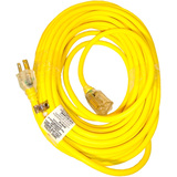Snow Joe Power Joe 14 Guage 50 ft Low-Temp Extension Cord w/ Lighted E - PJEXT50B