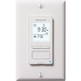 Honeywell RPLS540A1002/U ECONOSwitch Programmable Light Switch Timer ( - RPLS540A1002U
