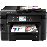 Epson WorkForce WF-3540 Inkjet Multifunction Printer - Color - Plain P - C11CC31201