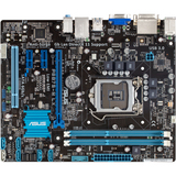 Asus P8B75-M LX PLUS Desktop Motherboard - Intel B75 Express Chipset - - P8B75MLXPLUS