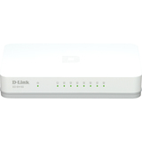 D-Link 8-Port Unmanaged Gigabit Switch - GOSW8G
