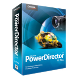 Cyberlink PowerDirector v.11.0 Ultra - Complete Product - 1 User - PDREB00RPU000