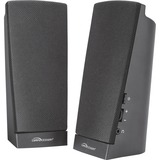 Compucessory Speaker System - 1 W RMS - Black 51544