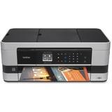 Brother MFC-J4410DW Inkjet Multifunction Printer - Color - Plain Paper Print - Desktop