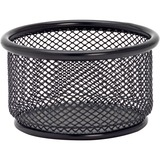 Lorell Mesh Paper Clip Holder 84150