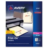 Avery Ivory Customizable Print-On Dividers