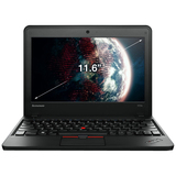 "Lenovo ThinkPad X131e 33722VU 11.6"" LED Notebook - AMD - E-Series E2-1800 1.7GHz - Midnight Black 33722VU"