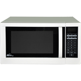 Royal Sovereign 1.1 Cubic Ft, 1000W Microwave Oven - RMW-1000-30WH RMW1000-30WH
