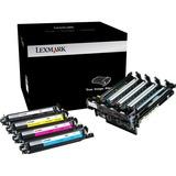 Lexmark 700Z5 Black and color Imaging Kit