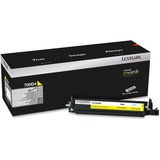Lexmark 700D4 Yellow Developer Unit 70C0D40