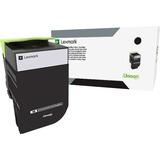 Lexmark Unison 800S1 Toner Cartridge - Black