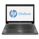 "HP EliteBook 8570w C6Y87UT 15.6"" LED Notebook - Intel - Core i5 i5-3360M 2.8GHz - Gunmetal C6Y87UT#ABL"