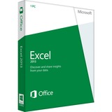 Microsoft Excel 2013 32/64-bit - License - 1 PC 065-07515