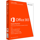 Microsoft Office 365 Home Premium 32/64-bit - 6GQ00024