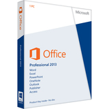 Microsoft Office Pro 2013 32/64-bit - 26916094