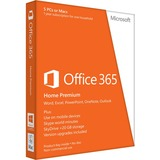 Microsoft Office 365 Home 32/64-bit - Subscription 6GQ-00241