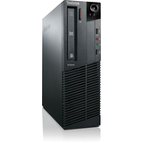 Lenovo ThinkCentre M82 3306G2U Desktop Computer - Intel Core i5 i5-3470 3.2GHz - Small Form Factor - Business Black 3306G2U