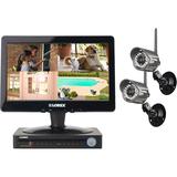 VANTAGE Digital Wireless Security Camera System LH114501C2W