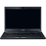 "Toshiba Portege R930-05X 13.3"" LED Notebook - Intel Core i3 2.40 GHz - Graphite Black Metallic PT330C-05X039"