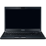 "Toshiba Portege R930-06Y 13.3"" LED Notebook - Intel Core i5 2.60 GHz - Graphite Black Metallic PT331C-06Y044"