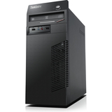 Lenovo ThinkCentre M72e 0958B1F Desktop Computer - Intel Core i3 i3-3220 3.3GHz - Tower - Business Black 0958B1F