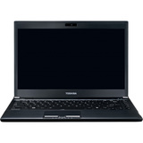 "Toshiba Portege R930-05W 13.3"" LED Notebook - Intel Core i5 2.50 GHz - Graphite Black Metallic PT330C-05W039"