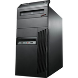 Lenovo ThinkCentre M92p 2992E3F Desktop Computer - Intel Core i5 i5-3470 3.2GHz - Tower - Business Black 2992E3F