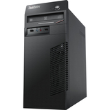 Lenovo ThinkCentre M72e 0958B2F Desktop Computer - Intel Core i5 i5-3470 3.2GHz - Tower - Business Black 0958B2F