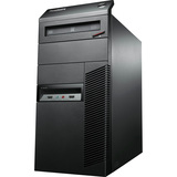 Lenovo ThinkCentre M92p 3212L2F Desktop Computer - Intel Core i7 i7-3770 3.4GHz - Tower - Business Black 3212L2F
