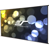 "Elite Screens DIY Wall DIYW135H Projection Screen - 135"" - 16:9 - Portable, Wall Mount DIYW135H"