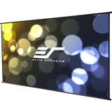 "Elite Screens DIY Wall DIYW150H Projection Screen - 150"" - 16:9 - Portable, Wall Mount DIYW150H"