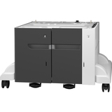 HP LaserJet 3500-sheet High-capacity Input Tray Feeder and Stand CF245A