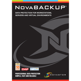Novastor NovaBACKUP v.14.0 Server With NovaCare - 31417PBUN