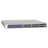 Netgear 24 Ports Gigabit, Layer 2+ Software Package - GSM7228S100NES