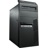 Lenovo ThinkCentre M78 2111C3F Desktop Computer - AMD A-Series A6-5400B 3.6GHz - Tower - Business Black 2111C3F