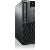 Lenovo ThinkCentre M78 5100C2U Desktop Computer - AMD A-Series A6-5400B 3.6GHz - Small Form Factor - Business Black 5100C2U