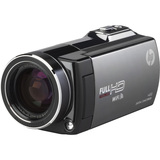"HP Digital Camcorder - 3"" - Touchscreen LCD - CMOS - Full HD t450"